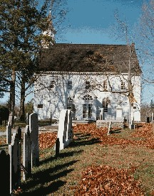 Old Tennant Church